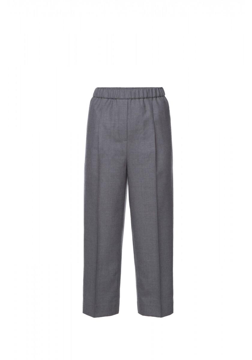 """Широкие брюки  """"кюлоты"""""""