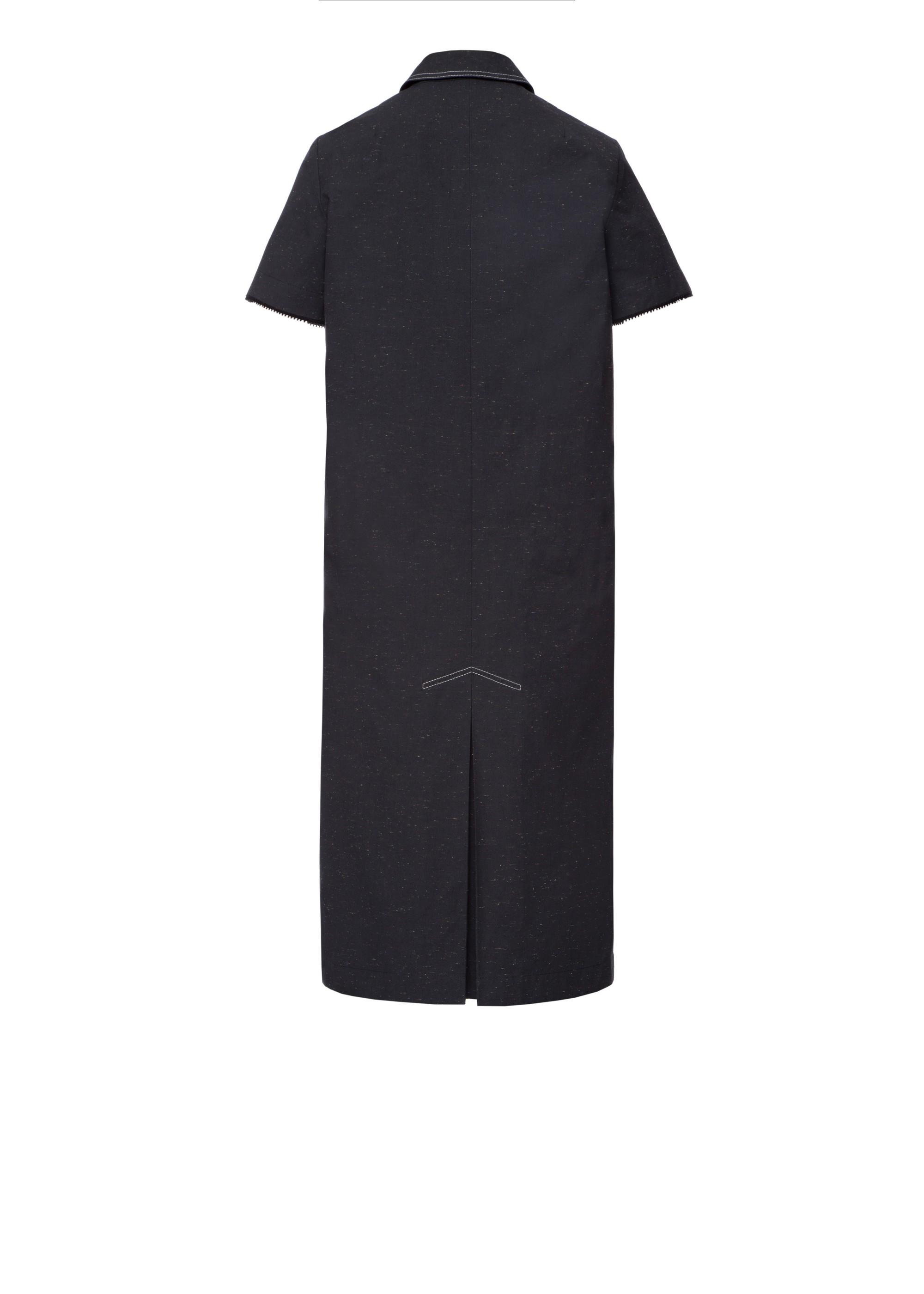 Платье - тренч